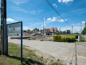 """Villa en kantoren Mylène tegen de vlakte voor nieuw bedrijvenpark: """"Eerste fase is voor Heistse ondernemers"""""""