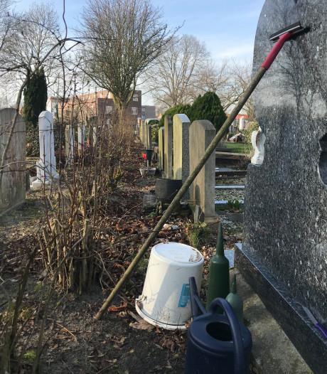 Vlissingen maakt grafveld Noorderbegraafplaats leeg