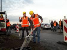 Aanleg van glasvezel in Meierijstad stilgelegd: 'Onveilige situaties en overlast'