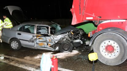 Bestuurder (86) komt om bij ongeval op Zuiderring
