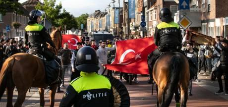 Dj Kaan Deniz probeerde in gesprek te komen met Pegida-voorman