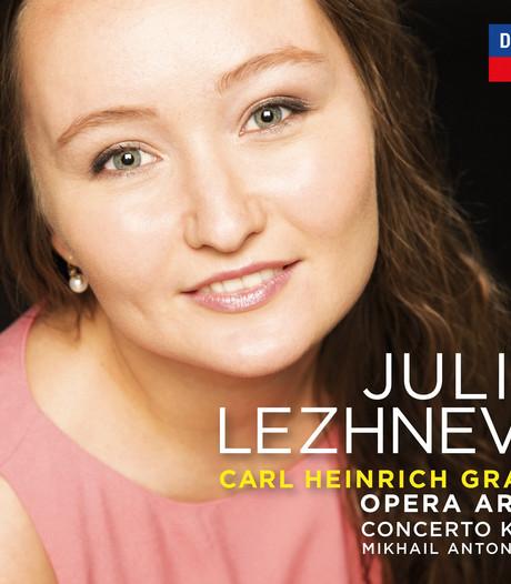 'Stemacrobate' Julia Lezhneva klinkt boven alles gladjes