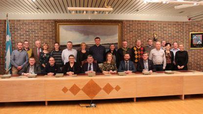Nieuwe gemeenteraadsleden en schepenen leggen de eed af