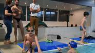 Zwemmen met beperking voor het goede doel