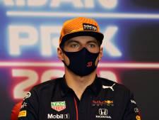 Max Verstappen over agitatie bij Mercedes: 'Wij moeten zelf géén fouten maken'