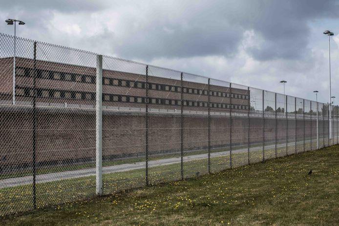 Een deel van de Brugse gevangenis zit momenteel in quarantaine.