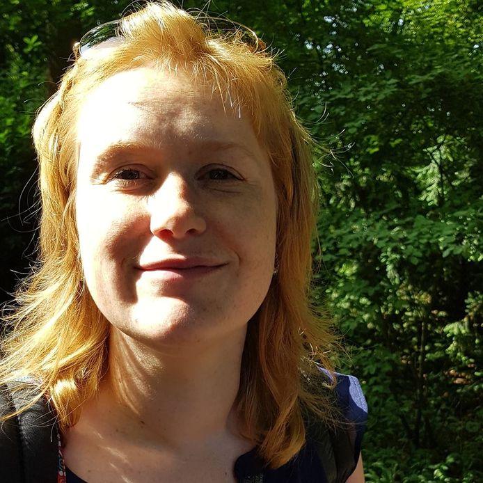 Katrien Everaert wil met N-VA op een positieve manier oppositie voeren.
