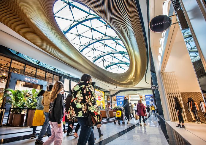 Westfield Mall of the Netherlands.