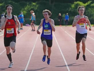 """Tibo Malumgré meteen snel op de 400m: """"Het ging veel beter dan verwacht"""""""