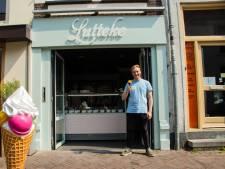 Wim (27) runt de nieuwste ijssalon van Zwolle: 'IJs hoeft niet Italiaans te zijn'