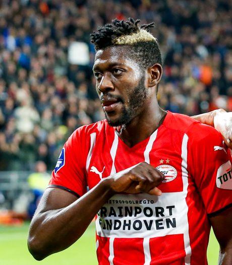 Slopen, scoren en stralen: Ibrahim Sangaré kan het allemaal bij PSV