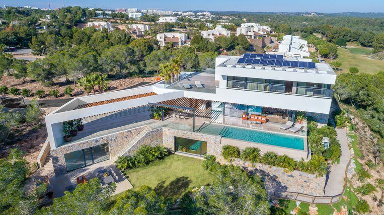 Villa van 570 m², met 400 m² terrassen en perceel van 1.589 m².