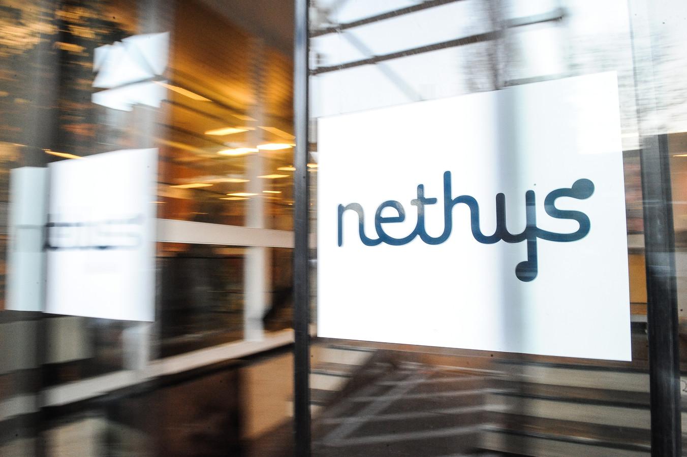 Het logo van Nethys op archiefbeeld.