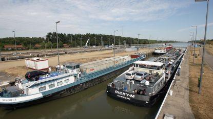 Waterkrachtcentrales aan Albertkanaal in Wijnegem, Olen en Ham stilgelegd om water te besparen