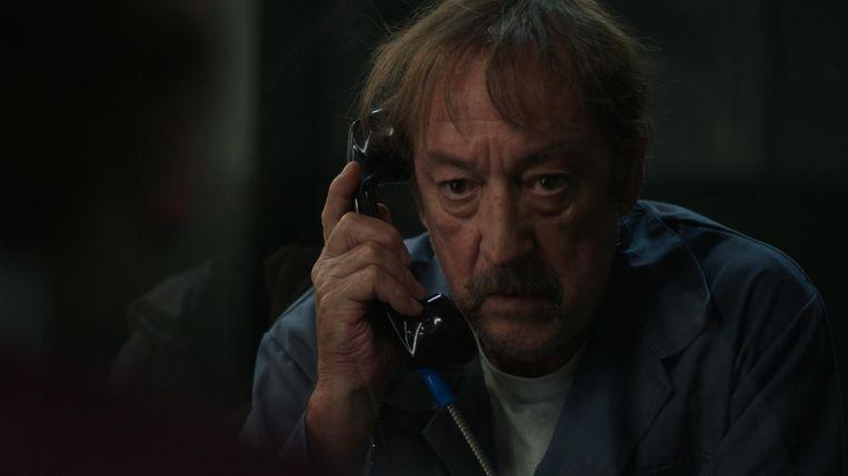 Lockdown - Josse De Pauw in 'Franky & Mariel' Beeld VRT