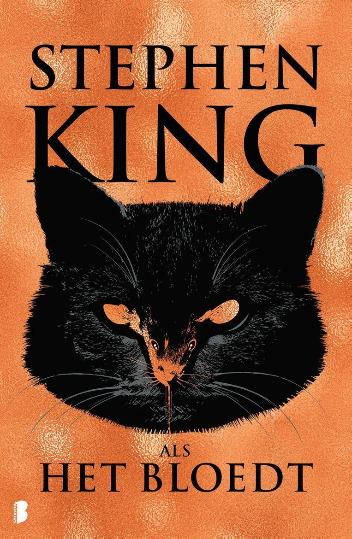 Stephen King, 'Als het bloedt', Boekerij, 416 p., 24,99 euro. Uit het Engels vertaald door Annemarie Lodewijk.  Beeld RV