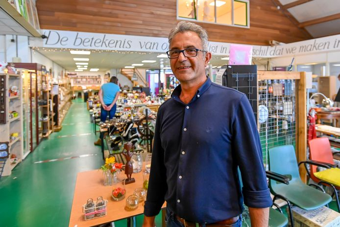 Kringloopwinkel Droomfabriek wordt misschien overgenomen.