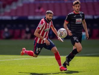 Carrasco met goal en twee assists de grote man bij Atletico Madrid