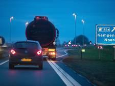 N50 bij Kampen wordt toch eerder aangepakt