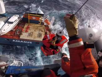 Nederlands spookschip verliest kostbare lading van Noorse klant, berging vertraagd door slecht weer