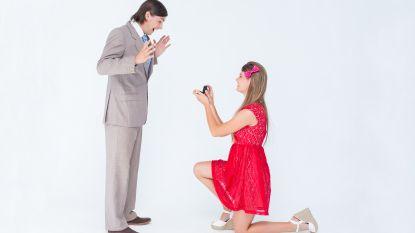 Na maanden partnergeweld volgt... een huwelijksaanzoek