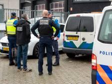 Arnhems interventieteam gaat criminele activiteiten op bedrijventerreinen te lijf. Maar vindt dit keer niets