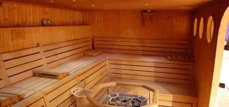 Doorstart sauna Rosmalen