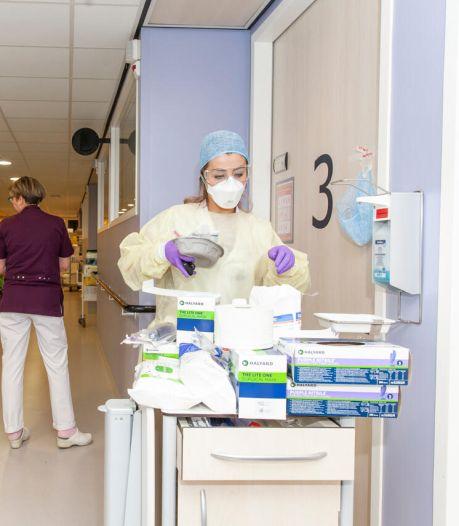 Hulptroepen voor Albert Schweitzer ziekenhuis