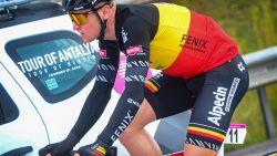 Merlier viert in slotrit Antalya - Ackermann rijdt naar de bloemen in eerste rit UAE Tour