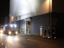 Brand bij Victoria Mengvoeders in Veghel