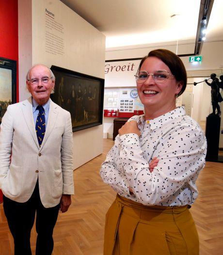 Museum weet werk van 'Gorcumse Da Vinci' op de kop te tikken op veiling: 'Heb zitten juichen achter mijn scherm'