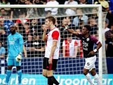 Onsamenhangend Feyenoord blijft ook tegen FC Utrecht steken op punt