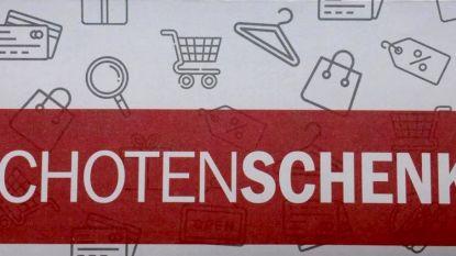 Groen roept op waardebon 'Schoten Schenkt' zelf te schenken aan sociale kruidenier Appel & Ei