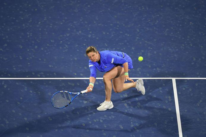Même battue, Kim Clijsters a démontré qu'elle avait encore un tennis de très haut niveau dans la raquette.