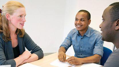 Steeds meer inburgeringscontracten in Vlaanderen