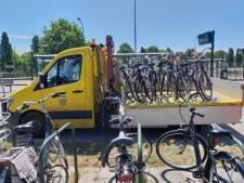 Opgeruimd staat netjes: 24 fietsen afgevoerd door gemeente Loon op Zand