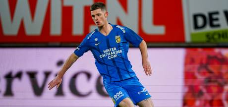 Sparta en Fortuna azen op Vitesse-spits Buitink