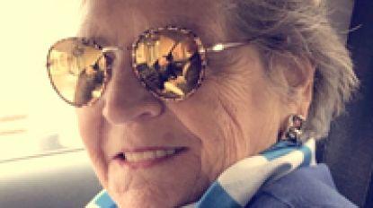 Frida Govaert overleden