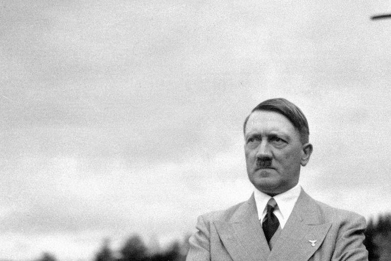Het is Adolf Hitler zelf die de oorlogspensioenen per decreet heeft gegarandeerd in 1941.  Beeld Photonews