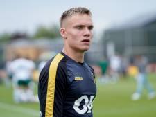 NAC-doelman Verbruggen wordt klaargestoomd voor het grote werk: 'Ik zal klaar zijn als ik op een dag de kans krijg'