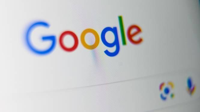 Amende record de 600.000 euros à Google Belgique pour non-respect du droit à l'oubli