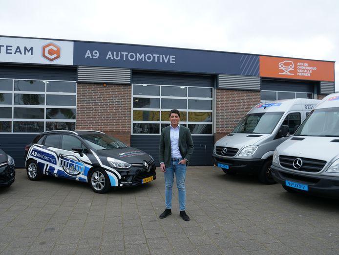 Taxi-ondernemer Karim Padding: 'Mijn doel is om niemand te ontslaan...'