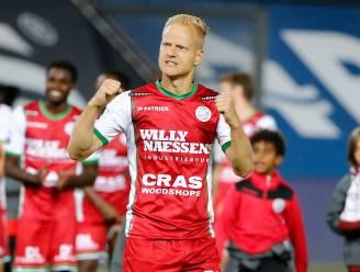 Olivier Deschacht blijft langer aan de Gaverbeek: verlengt contract met één jaar