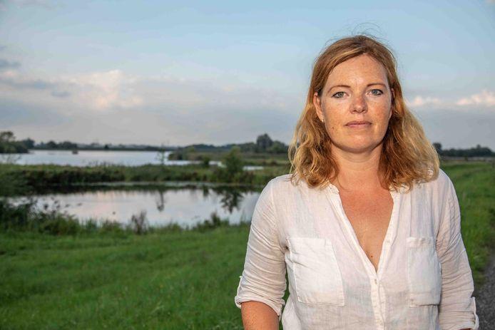 D66-fractievoorzitter Sonja Paauw.