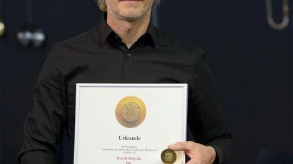 PXL-MAD School of Arts-docent David Huycke wint Bayerische Staatsprijs 2019