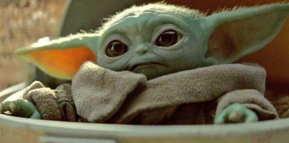 Baby Yoda ligt binnenkort onder de kerstboom.