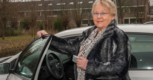 Ondanks 50 jaar lidmaatschap liet de ANWB Wilhelmina (78) in de kou staan