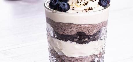Wat Eten We Vandaag: Cookies & cream trifle