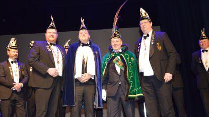 Ridders in de Wortelorde versterkt voor volgende kindercarnaval