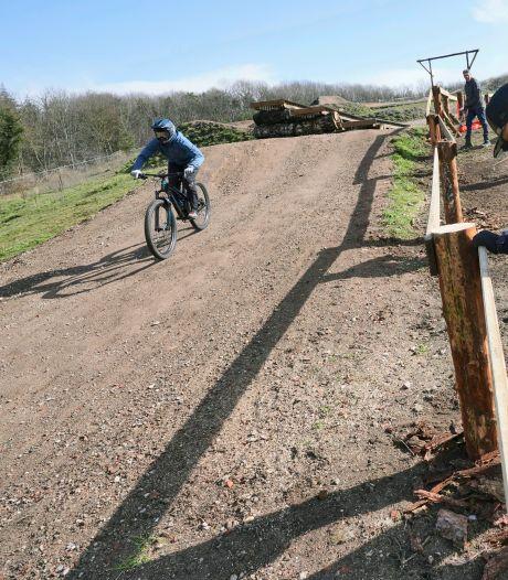 Bikepark Mook is beste mountainbikepark van Nederland